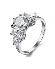 Bridal Platinum Ring